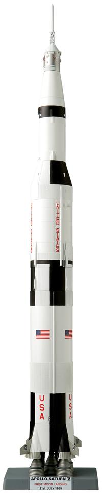 Saturn V Model Rocket