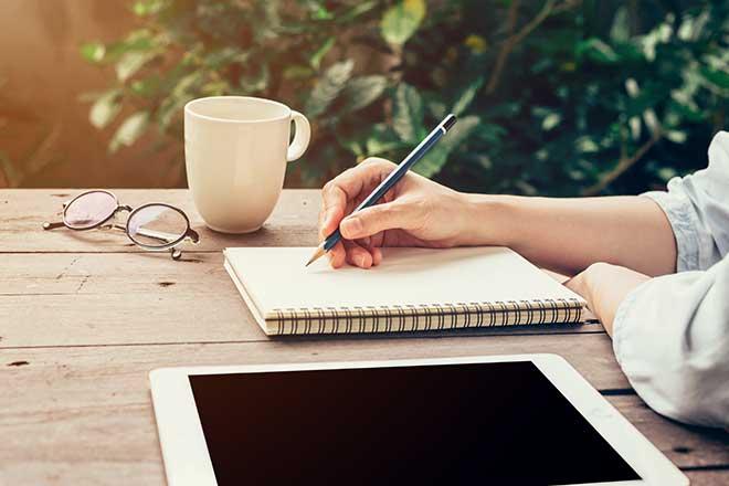 Keep on Writing